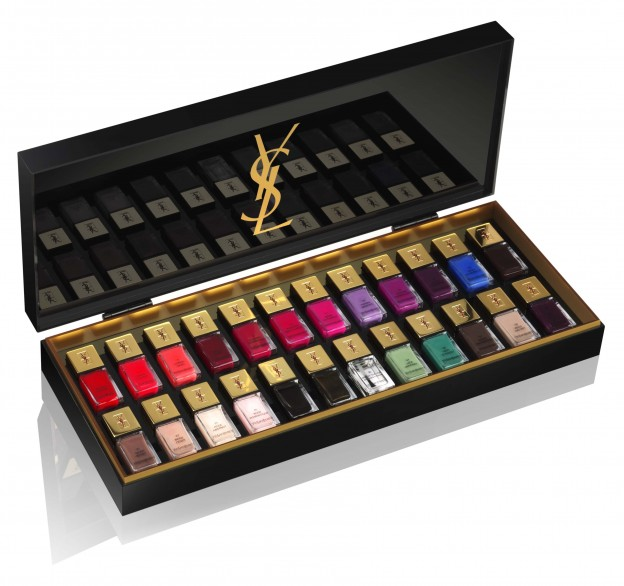 YSL NailCollectionOpen2