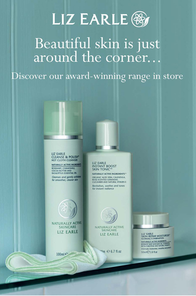 Liz Earle Latest News